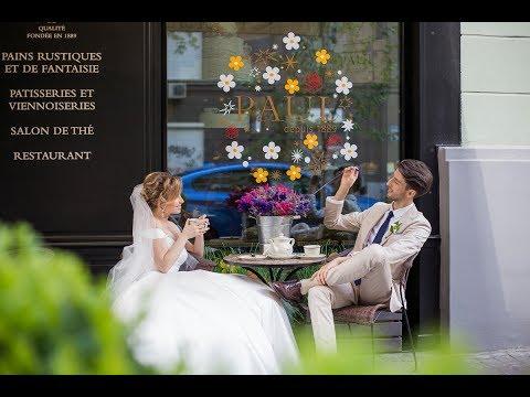 Видеосъемка свадьбы Александра и Валерии